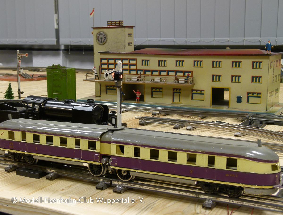Historische Spur 0-Anlage - MEC Wuppertal e. V.